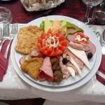Mâncarea de la nunți, botezuri
