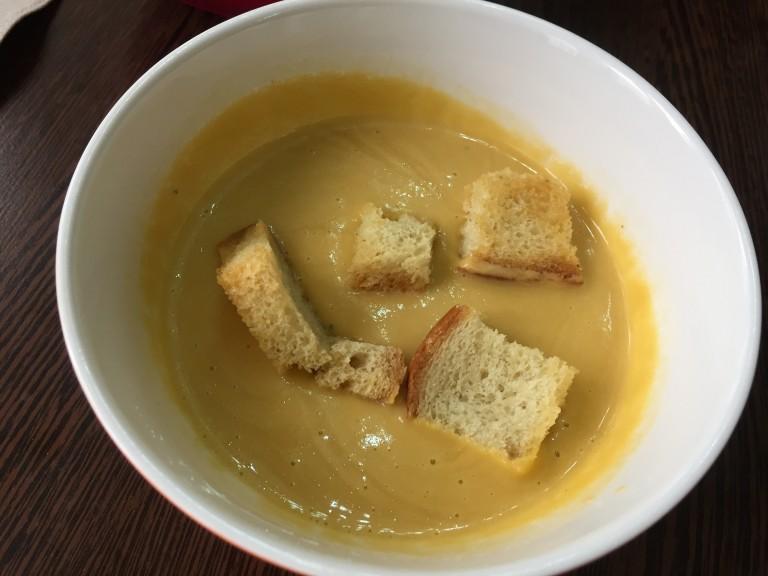 Supă cremă de zarzavat