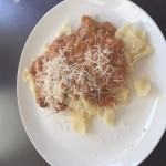 Paste carbo-bolognesse  (am inventat un cuvant nou)